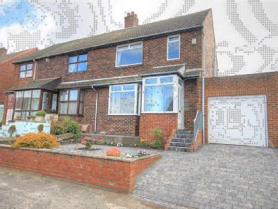 Coniscliffe Road, Stanley, DH9