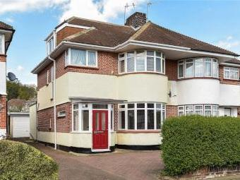 St Edmunds Drive, Stanmore, Middlesex HA7
