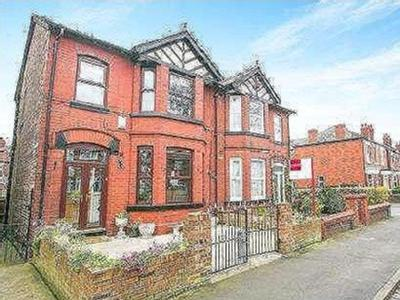 Cheadle Old Road, Stockport, Cheshire, Sk3