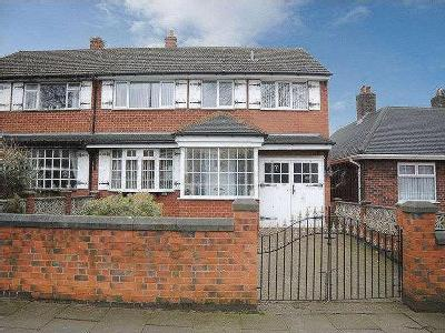 Chaplin Road, Stoke-on-trent, St3