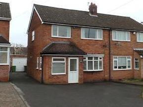 Hundred Acre Road, Streetly, Sutton Coldfield B74