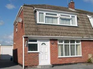 Jordan Ave, Burton On Trent, Staffs DE13