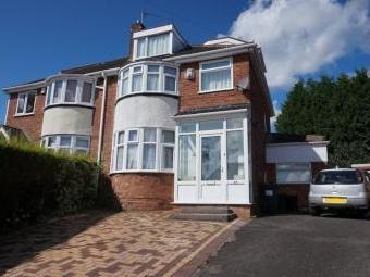 Romilly Close, Walmley, Sutton Coldfield B76