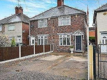 Peveril Drive, Sutton-in-ashfield, Nottinghamshire, NG17