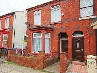 Boswell Street, Toxteth, Liverpool L8