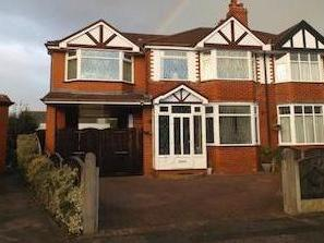 Royal Avenue, Urmston, Manchester, Greater Manchester M41
