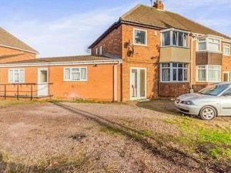 Rowan Road, Walsall, West Midlands, The Delves Ws5