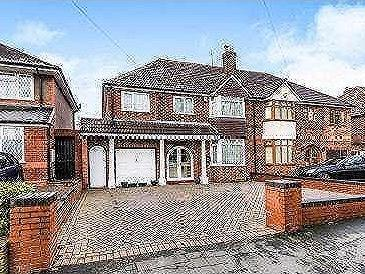 Walstead Road, Walsall, West Midlands, Ws5