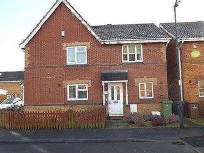 Kenilworth Crescent, Walsall, West Midlands, WS2