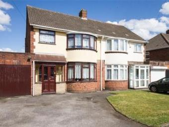 Ridge Lane, Wednesfield, Wolverhampton, West Midlands WV11