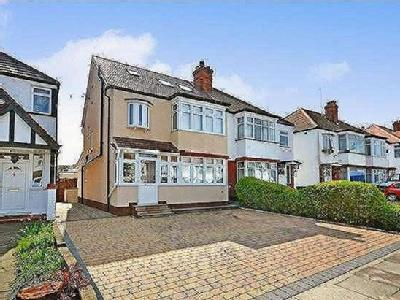 Paxford Road, Wembley, Middlesex, HA0