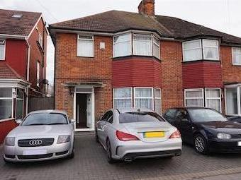 Monks Park, Wembley, Middlesex Ha9