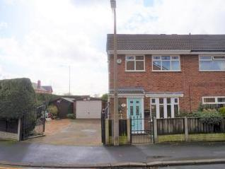 Salcombe Close, Wigan Wn1 - Detached