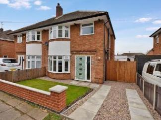 Oadby Road, Wigston, Leicester LE18