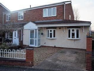 Noose Crescent, Willenhall Wv13