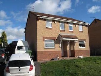 Orton Close, Winsford Cw7 - Garden