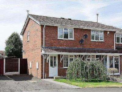 Widgeon Grove, Featherstone, Wolverhampton, Wv10