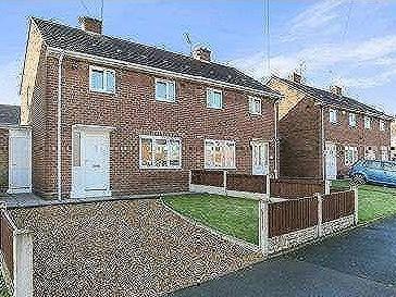 Cotswold Road, Wolverhampton, West Midlands, Wv2