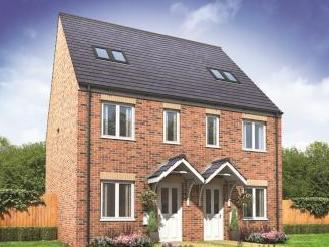The Bickleigh at Whitney Drive, Yaxley, Peterborough PE7