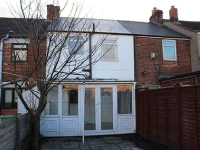Shaw Street, Chesterfield, S41