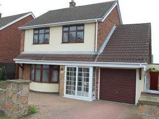 Woodlands Drive, Shepshed, Leicestershire LE12