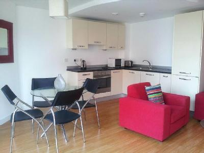 Skyline Apartments, St Peters Square, LS9