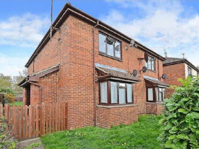 South Road Ash Vale - Double Bedroom