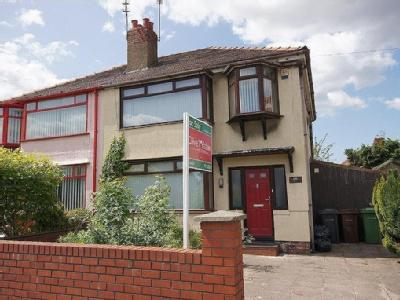 Southport Road, Bootle , L20 - Garden