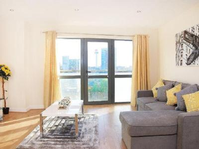 , L3, Liverpool - Double Bedroom
