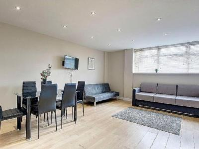 , M8, Manchester - Furnished