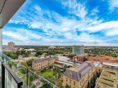 North Terrace, Adelaide - Terrace