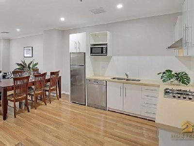 Grenfell St, Adelaide - Furnished