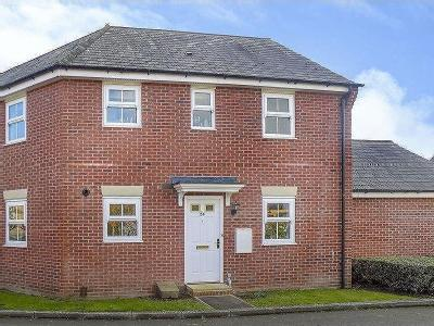 Stackpole Crescent,  Blunsdon, SN25