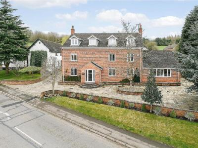 Station Hill,  Swannington, LE67