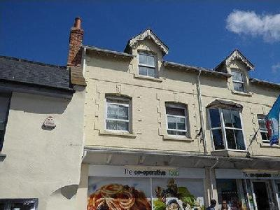Flat to let, Watchet - Unfurnished