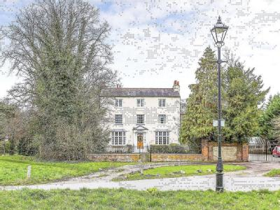 Totteridge Green, London N20 - Listed