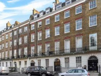 Dorset Square, London NW1 - Listed