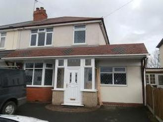 Bradleys Lane, Wallbrook, Bilston Wv14