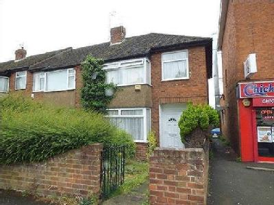 Sunbury Road, Coventry, CV3 - Garden