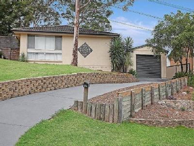Kenley Crescent, Macquarie Hills