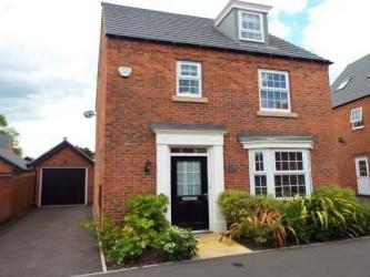 Loddington Close, Syston, Leicestershire LE7
