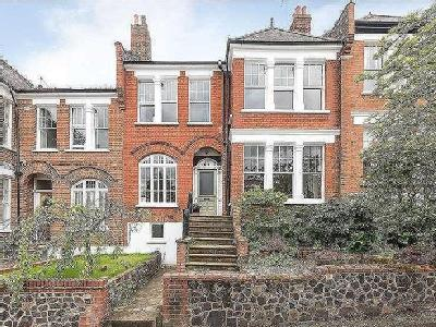 Woodland Gardens, Muswell Hill, N10