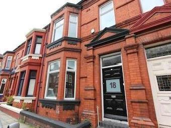 Aigburth L17, Liverpool - Furnished
