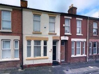 Claude Road, Anfield, Liverpool L6
