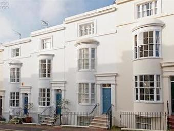 Hampton Place, Brighton Bn1 - Listed