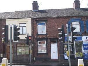 Werrington Road, Bucknall, Stoke-on-trent St2