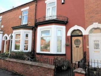 May Grove, Levenshulme, Manchester M19