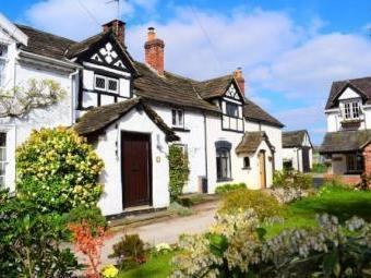 Church Cottages, Holmes Chapel Road, Chelford, Macclesfield SK11