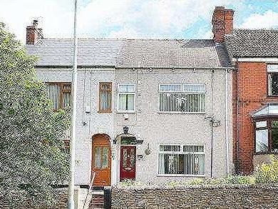 Hasland Road, Chesterfield, Derbyshire, S41