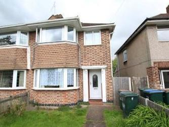 Brookside Avenue, Coventry CV5